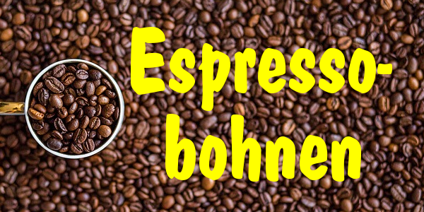 Espressobohne kaufen