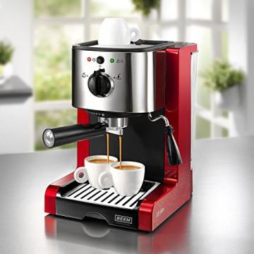 BEEM Germany Espresso Perfect Crema Test Deutsch