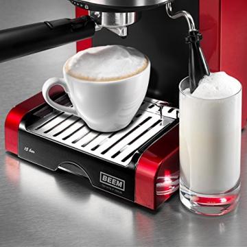 Beem Germany Espresso Perfect Milchaufschäumen