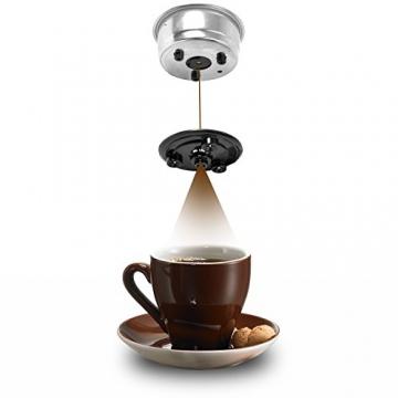 Beem i-Joy 15 bar Espressomaschine Schaubild