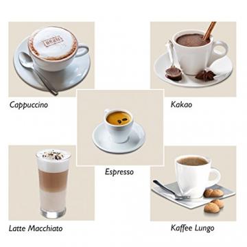 Beem i-Joy 15 bar Espressomaschine Getränke Variationen