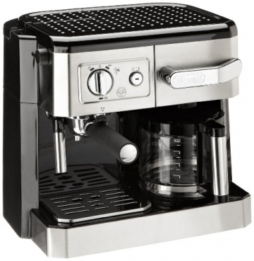 delonghi bco 420 1 kombi kaffeemaschine kaufen lohnt sich die maschine. Black Bedroom Furniture Sets. Home Design Ideas