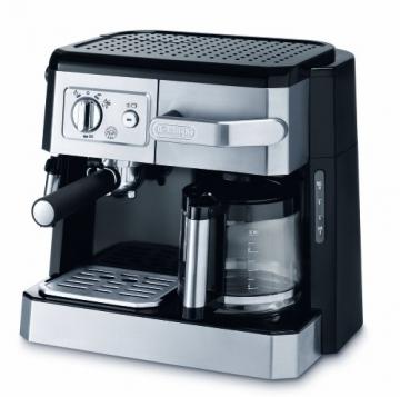 De'Longhi BCO 420 Kombi-Kaffemaschine Test