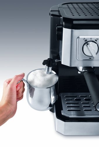 De'Longhi BCO 420 Kombi Kaffeemaschine Testbericht