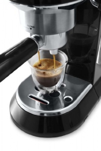De'Longhi EC 680 BK Espressomaschine Espressozubereitung