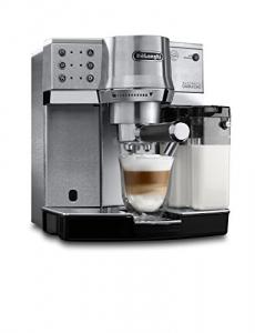 Delonghi Espressomaschine im Test