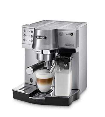 DeLonghi EC 860.M Espressomaschine Test