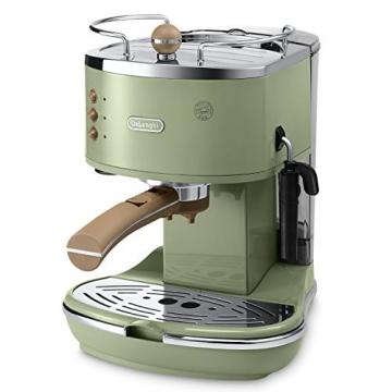 De'Longhi ECOV 311 Espressomaschine Grün