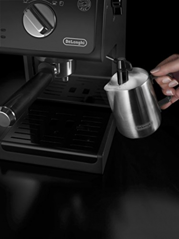 De'Longhi Ecp 31 Espressomaschine Milch