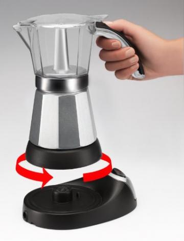 De'Longhi Alicia Plus Espresso Kanne