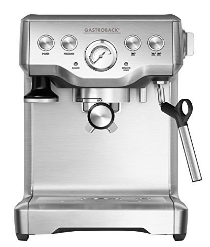 Gastroback 42611 Design Advanced Plus Espressomaschine -