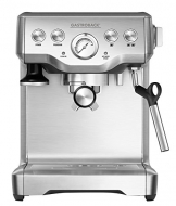Gastroback Espressomaschine von vorne