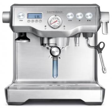 Gastroback Espressomaschine Test