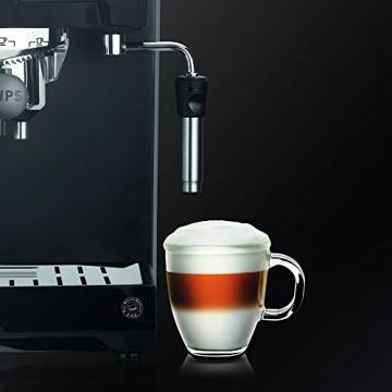 Krups XP 5210 Espressomaschine Cappuccino Zubereitung