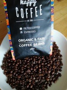 Happy Coffee Espressobohnen