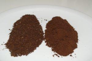 Mahlgrad der CM 800 Kaffeemühle
