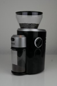 Kaffeemühle Rommelsbacher EKM 300 Test
