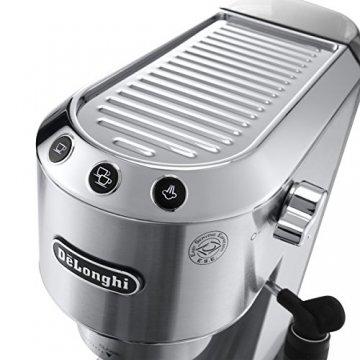 Delonghi EC 685 Espressomaschinen Test