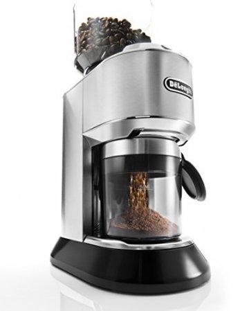 De'Longhi KG 521 Espressomühle Test