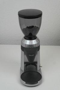 Graef CM 800 Kaffeemühle Test