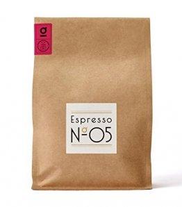 Espresso N°05 Bohnen