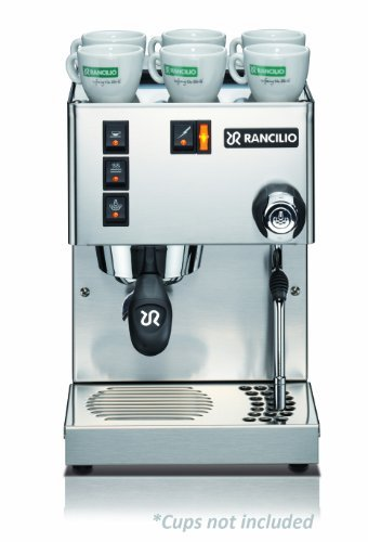 Espressomaschine Rancilio Silvia Test