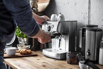 Gastroback Design Espresso Pro Test
