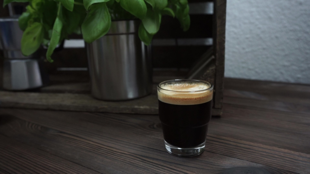 Espresso aus der Espresso Design Pro