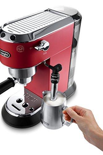 De'Longhi Dedica EC 685.R Espresso Siebträgermaschine -