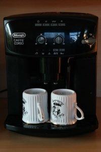 Reicht eine kleine Kaffeemaschine?